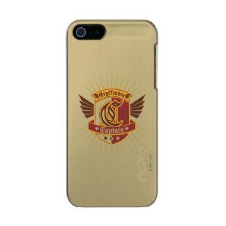 Capitaine Logo de Harry Potter   Gryffindor Coque iPhone 5 Incipio Feather® Shine