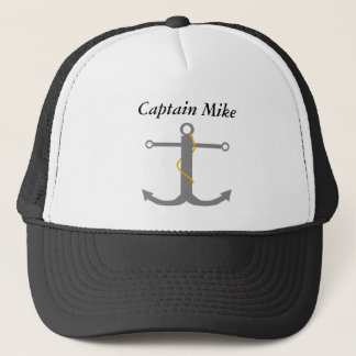 Capitaine Mike Hat Casquette