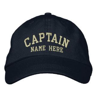 Capitaine - personnalisable casquette de baseball