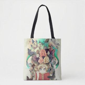 Tote Bag Capturez une Muse - FOURRE-TOUT - sac à main
