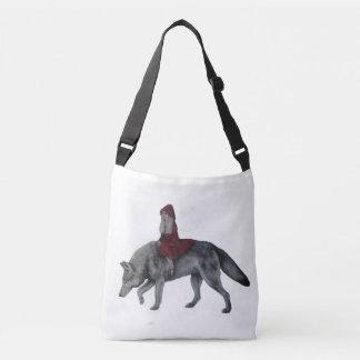 Capuchon rouge sac ajustable