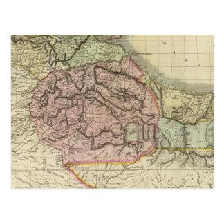 Caraccas, Guyane Carte Postale