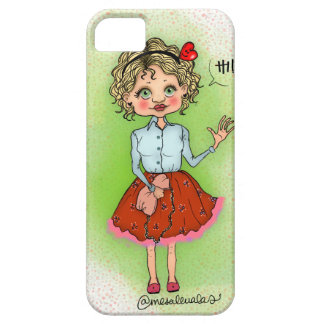 Carcasses personnalisées coque barely there iPhone 5
