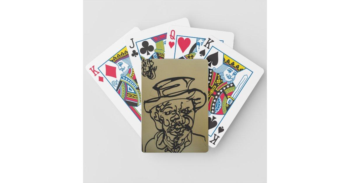Jeu de poker 2 cartes