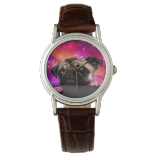 carlin de l'espace - nourriture de carlin - montres bracelet