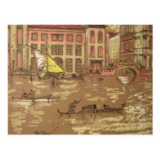Carnaval de Venise Carte Postale