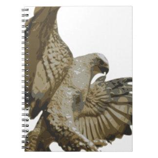 Carnet aigle #2