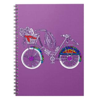 Carnet Bicyclette