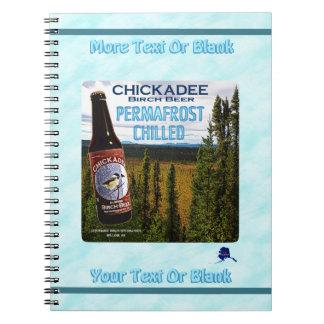 Carnet Bière de bouleau de Chickadee
