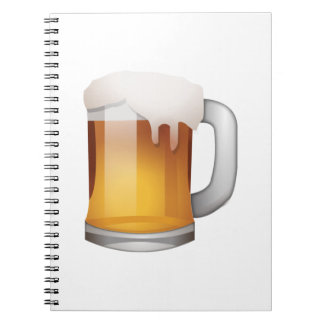 Carnet Bière - Emoji