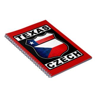 Carnet Bloc - notes américain tchèque du Texas