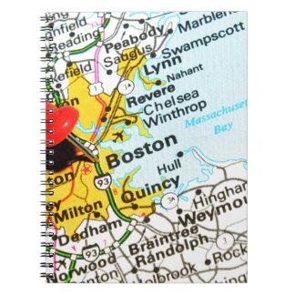 Carnet Boston, le Massachusetts
