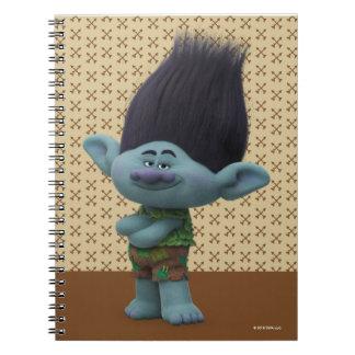 Carnet Branche des trolls | - sourire