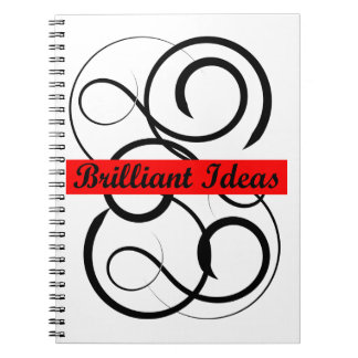 Carnet brillant d'idées