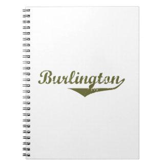 Carnet Burlington