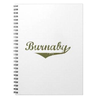 Carnet Burnaby