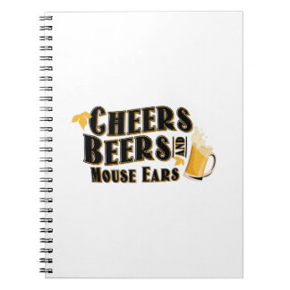 Carnet Buveur de bières d'acclamations et d'oreilles de