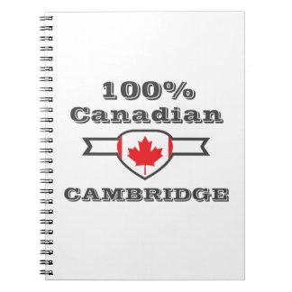 Carnet Cambridge 100%