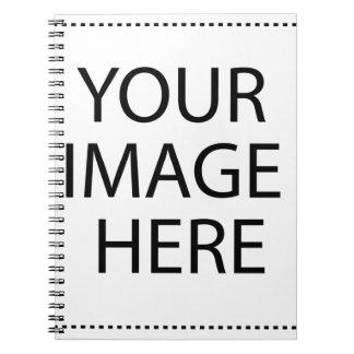 Carnet Créez votre propres conception et texte