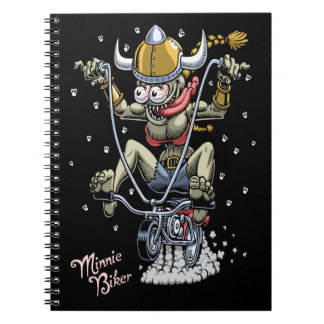 Carnet Cycliste de Minnie