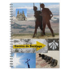 Carnet de Camino De Santiago