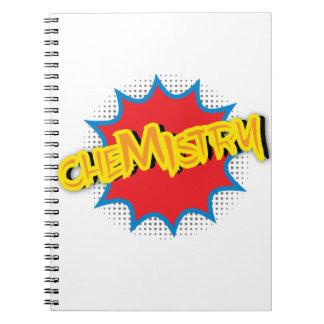 Carnet de chimie