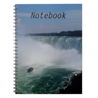 Carnet de chutes du Niagara