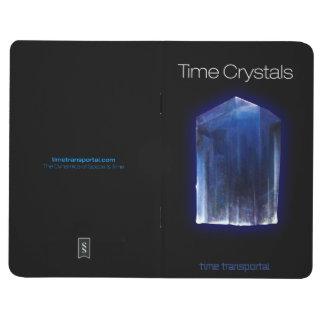 Carnet de cristaux de temps