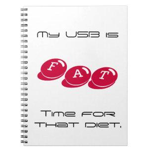 Carnet de FAT USB