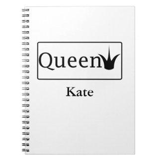 Carnet de la Reine