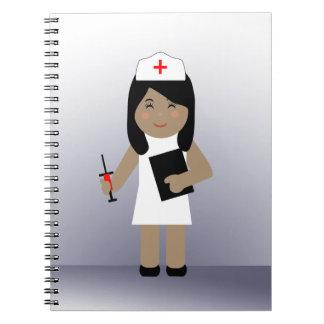 Carnet de l'infirmière 1