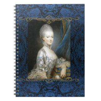 Carnet de Marie Antoinette