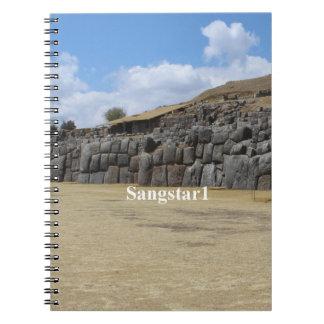 Carnet de photo (80 pages B&W) Saqsaywaman