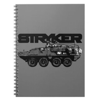 Carnet de photo de Stryker (80 pages B&W)