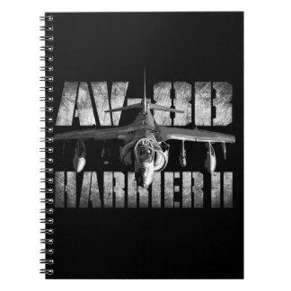 Carnet de photo du harrier II d'AV-8B (80 pages