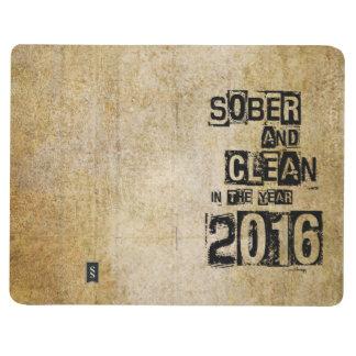 Carnet De Poche 2016 : Sobre et propre (drogue de 12 étapes et