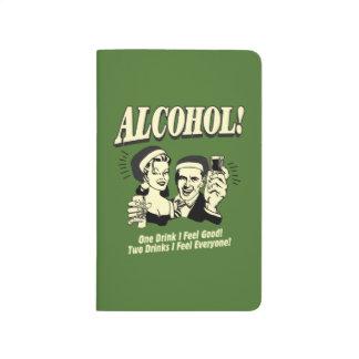 Carnet De Poche Alcool : Une boisson que je me sens bien