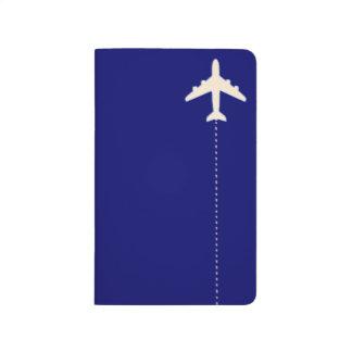 Carnet De Poche avion
