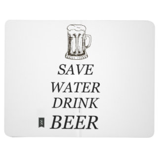 Carnet De Poche Bière de nourriture de boissons