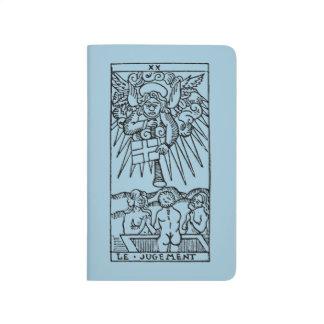 Carnet De Poche Carte de tarot : Le jugement