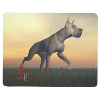 Carnet De Poche Chien de great dane