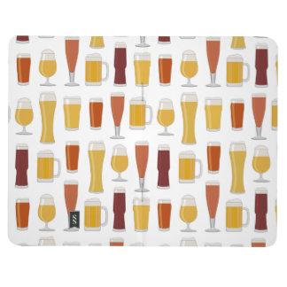 Carnet De Poche Copie d'amant de bière