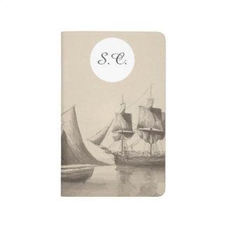 Carnet De Poche Histoire américaine - navigation de Halifax