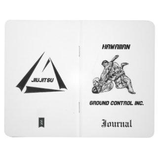 Carnet De Poche Inscrivez avec le logo de Hawaiian Ground Control