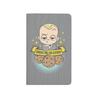 Carnet De Poche Le bébé et les biscuits du bébé | de patron sont