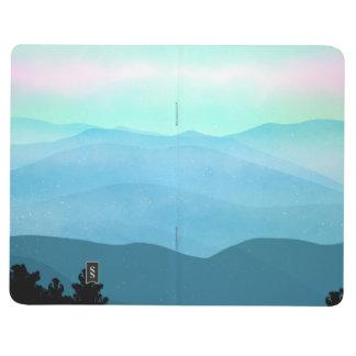 Carnet De Poche Le paysage de Great Smoky Mountains