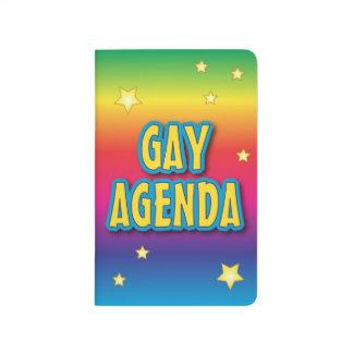 Carnet De Poche L'ordre du jour gai