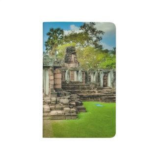 Carnet De Poche L'UNESCO du Cambodge de temple d'Angkor Vat