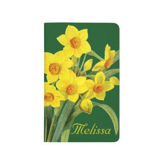 Carnet De Poche Narcisse (N Tazetta)
