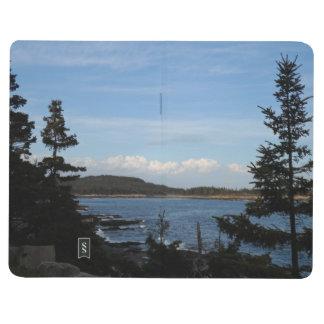 Carnet De Poche Parc national d'Acadia, Maine